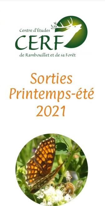 Sorties Printemps-ÉT2 2021